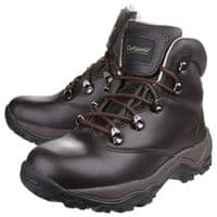 Cotswold Winstone Ladies Hiking Boots Brown